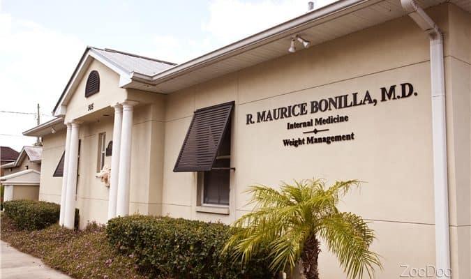 Dr. R. Maurice Bonilla Office